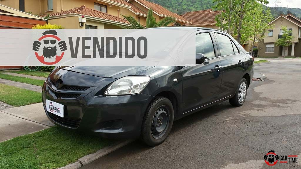 Toyota Yaris CarTime