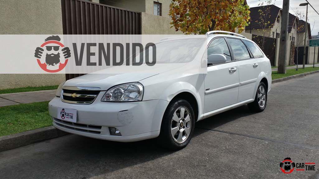 Chevrolet Optra CarTime