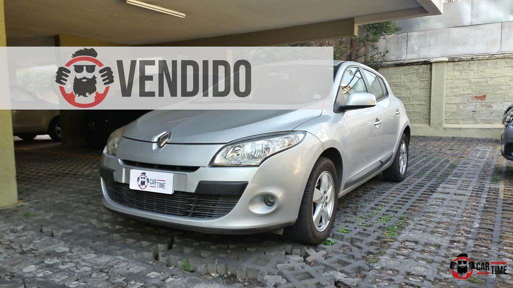 Renault Megane CarTime