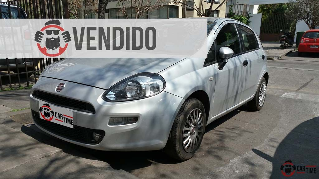 Fiat Grande Punto CarTime