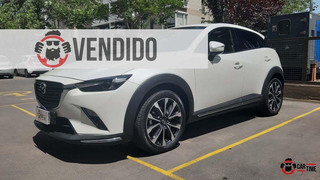 Mazda CX3 CarTime