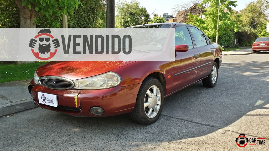 Ford Mondeo CarTime
