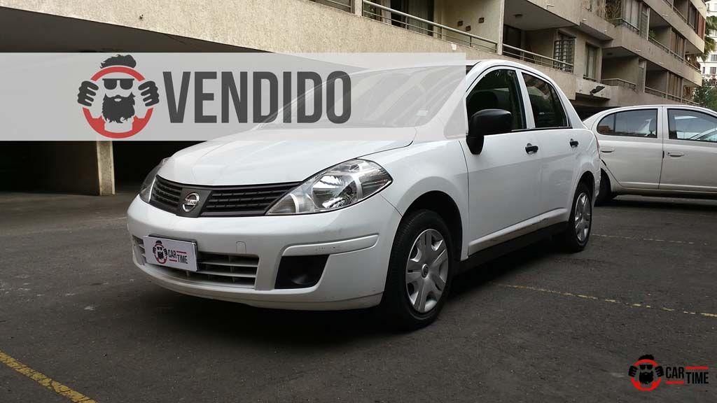Nissan Tiida CarTime