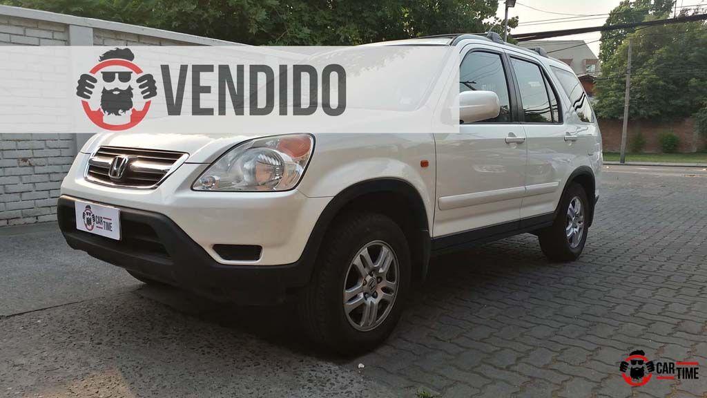 Honda CRV CarTime