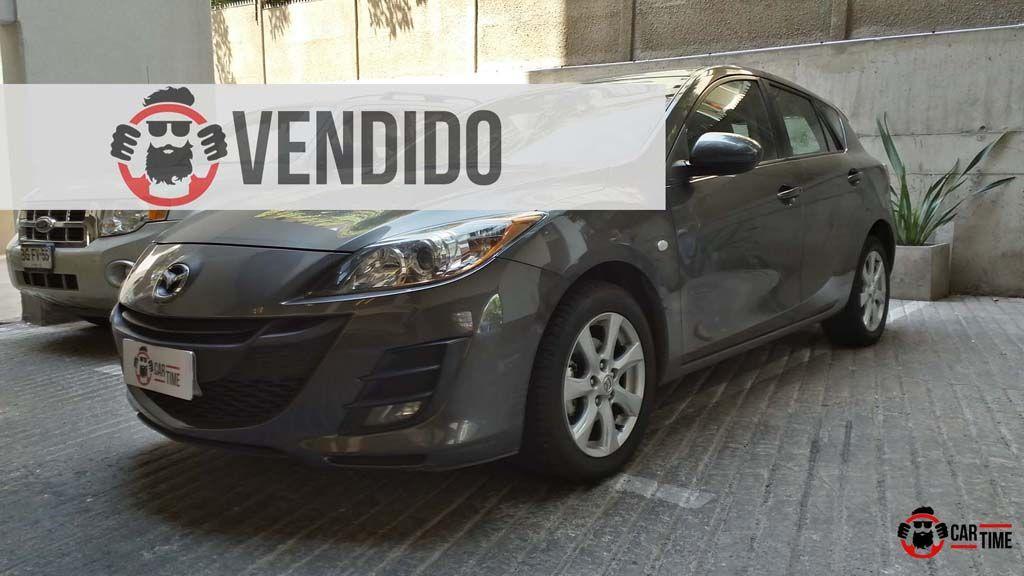 Mazda 3 CarTime