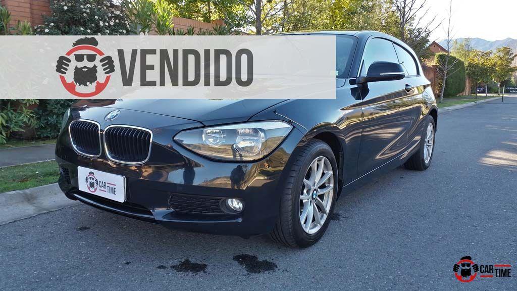 BMW 116i CarTime