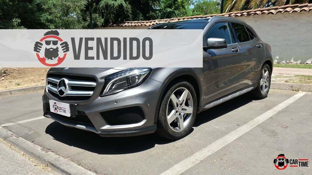Mercedes Benz GLA220 CarTime