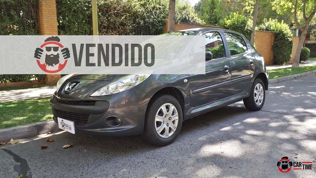 Peugeot 207 CarTime