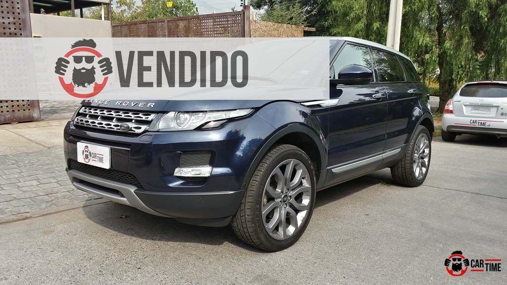 Land Rover Range Rover Evoque CarTime