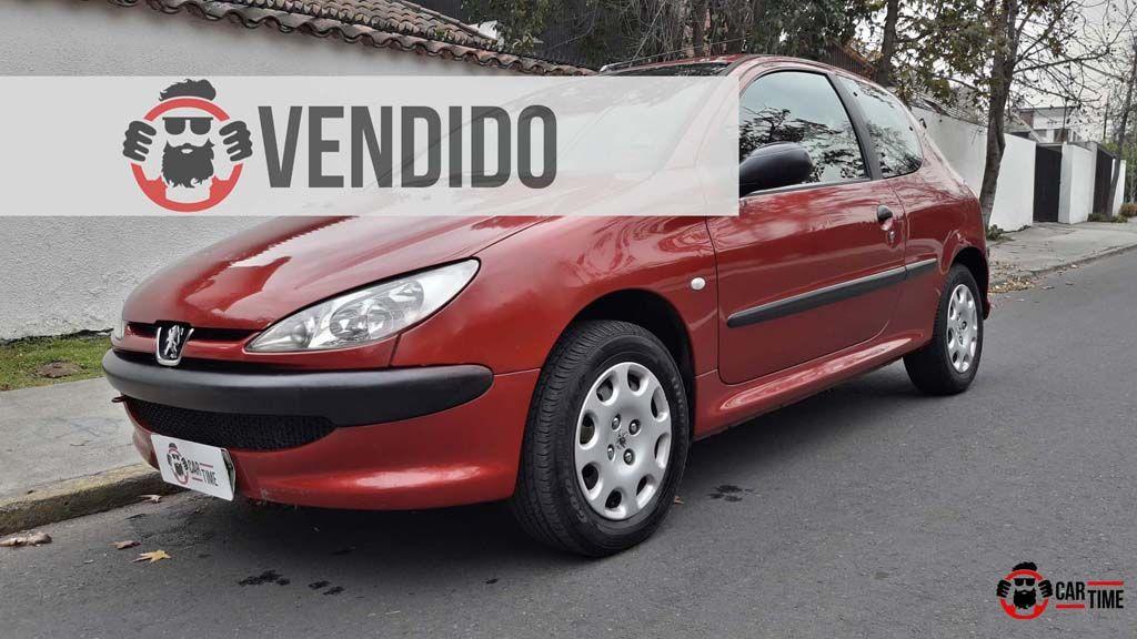 Peugeot 206 CarTime