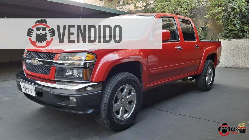 Chevrolet Colorado CarTime