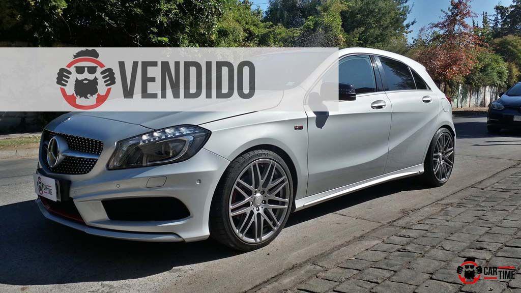 Mercedes Benz B25 A250 Brabus CarTime
