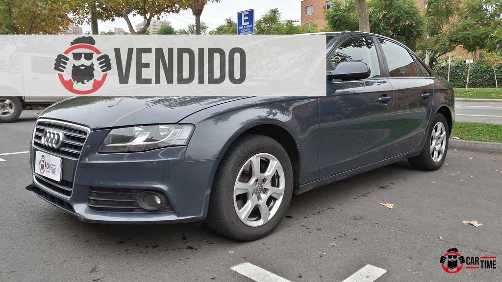Audi A4 CarTime