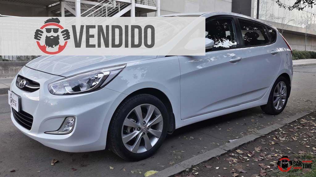 Hyundai Accent CarTime