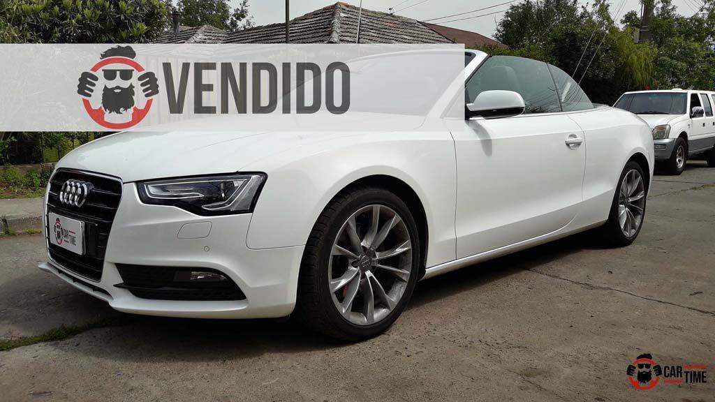 Audi A5 CarTime