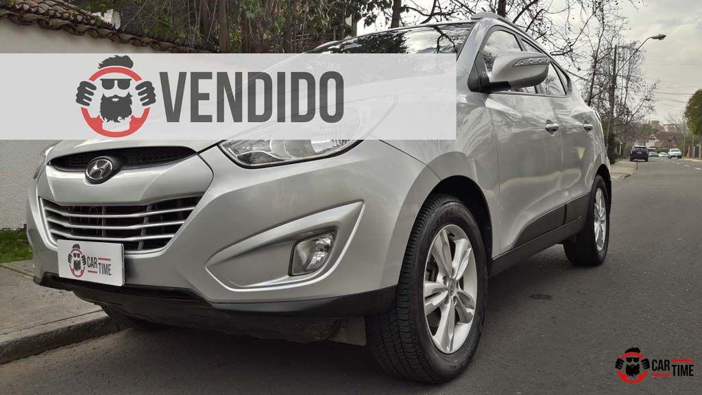 Hyundai Tucson CarTime