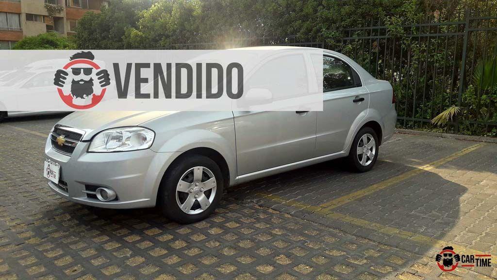 Chevrolet Aveo CarTime