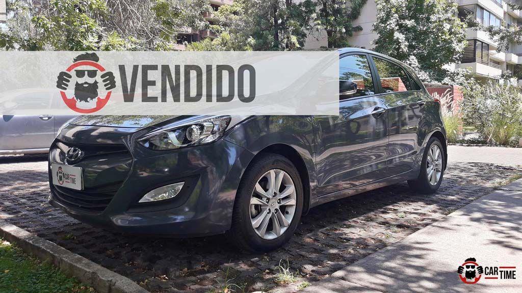 Hyundai i30 CarTime