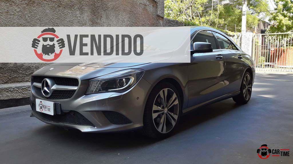 Mercedes Benz CLA200 CarTime