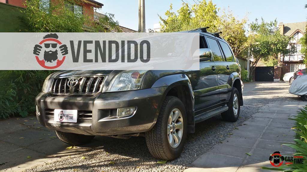 Toyota Prado CarTime