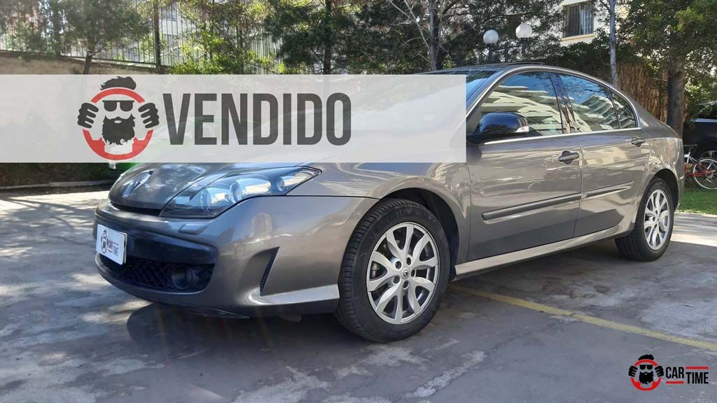 Renault Laguna CarTime